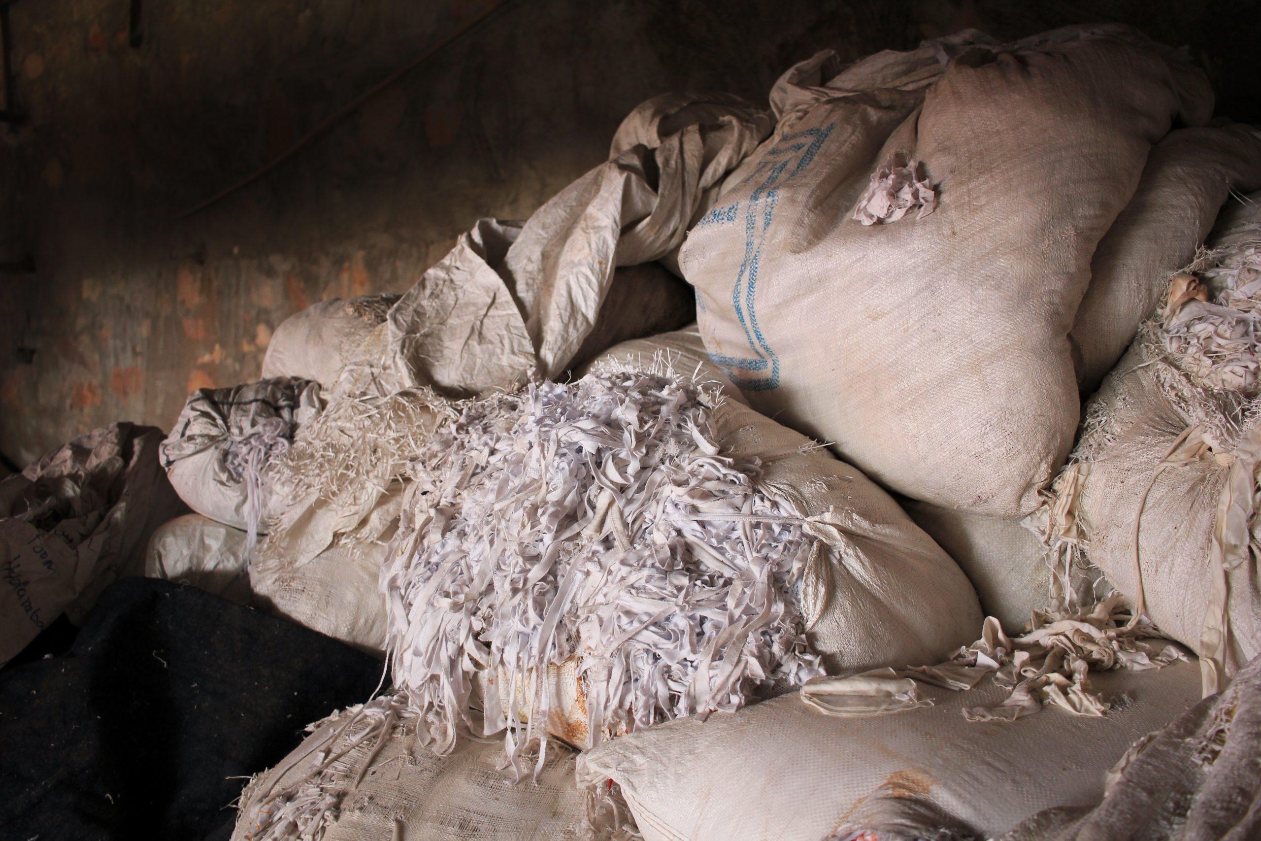 papel ecologico de residuos