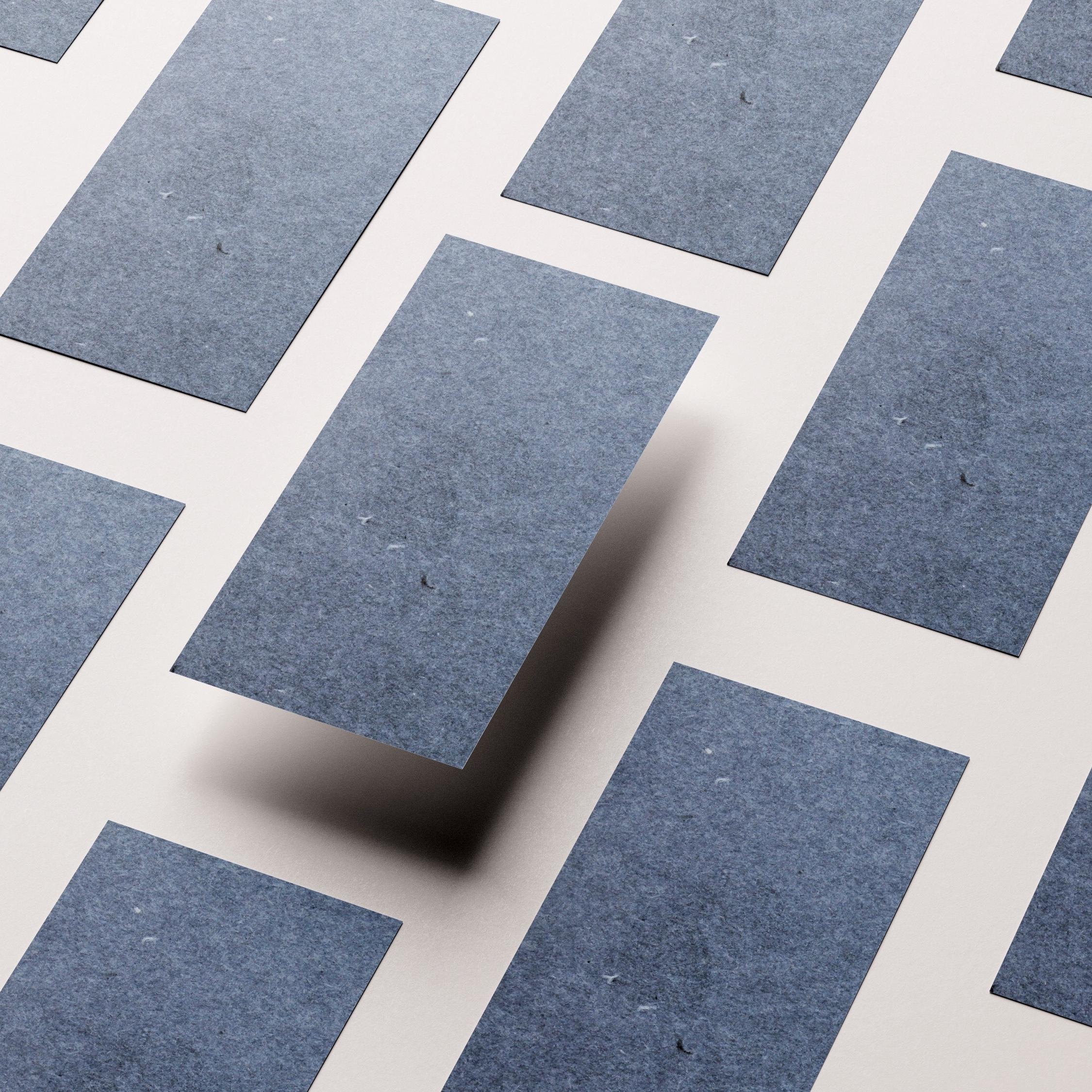 papel de textil vaquero