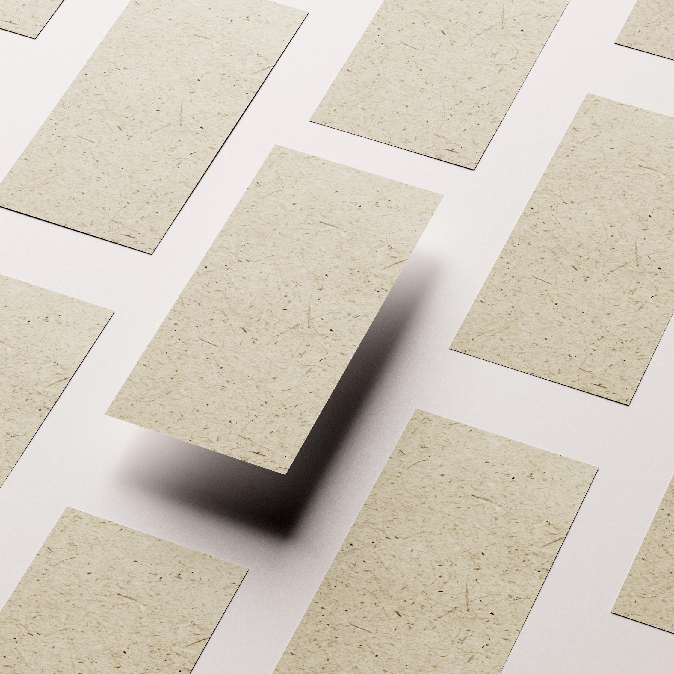 papel ecologico marron
