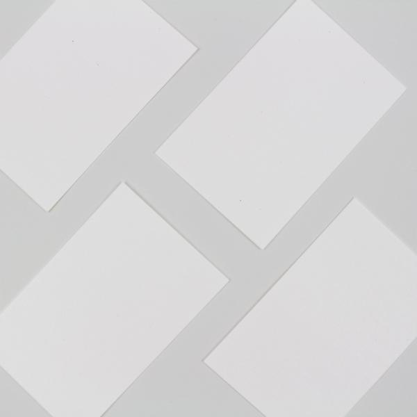 Papel de algodon blanco
