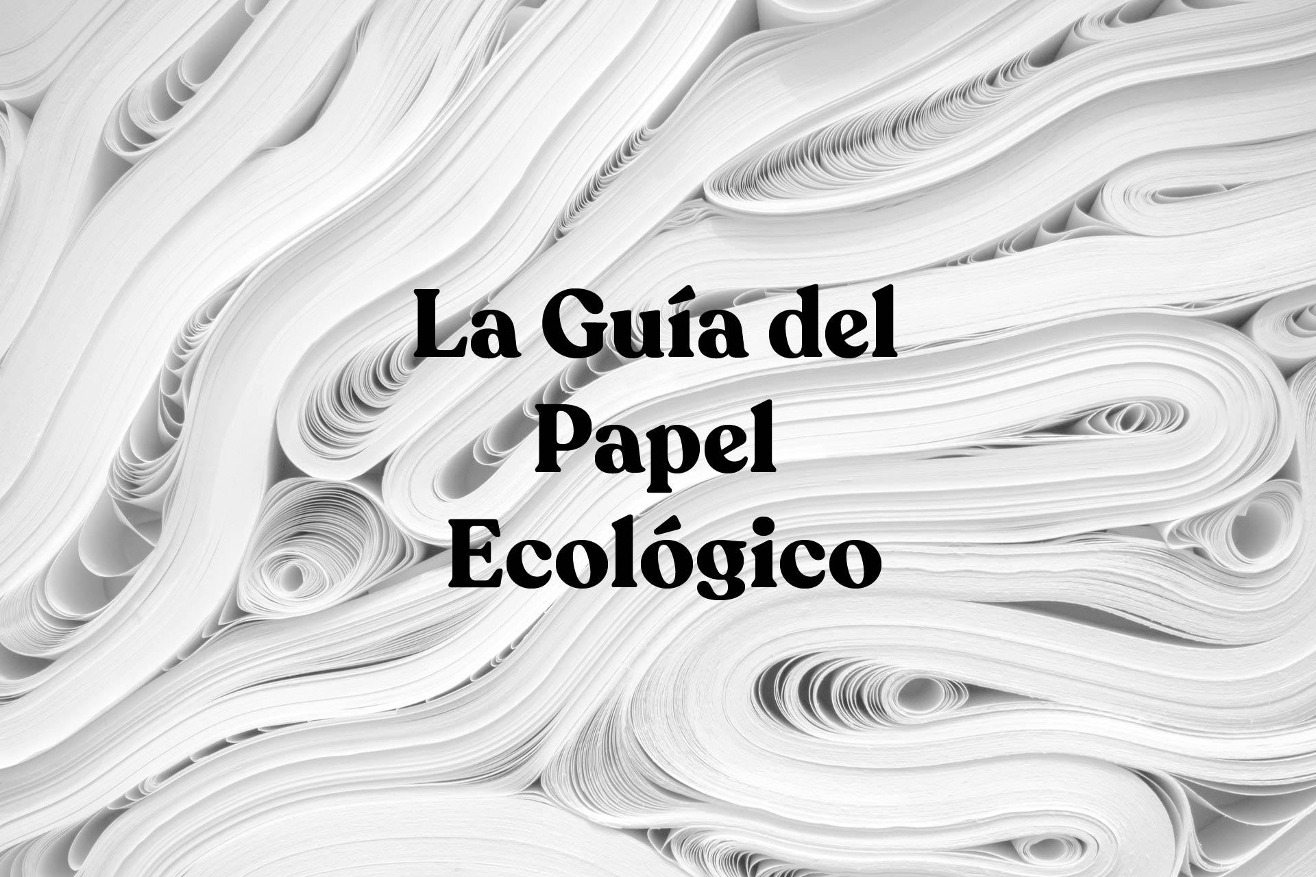 papeles ecologicos