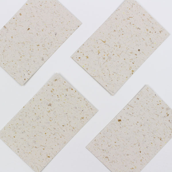 papel ecologico de maiz