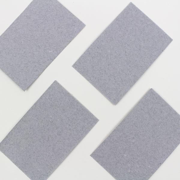 Papel ecologico gris